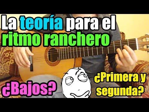 Como tocar música ranchera (vals ranchero) como combinar acordes y bajos (2 de 2)