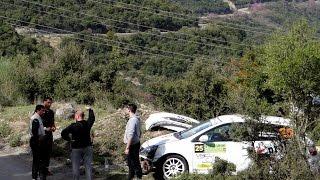 8ο Rally sprint Μπράλου - Έξοδος και Ασφάλεια.