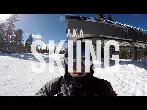 GoPro: Skiing in Lake Tahoe (Spring 2016)