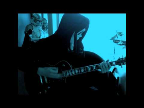 Rammstein Keine Lust-Guitar COVER! by Commander Fordo