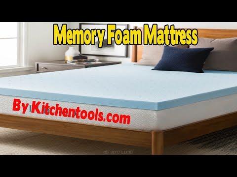 Lucid 3 Inch Gel Memory Foam Mattress