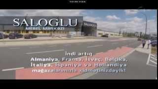 Saloglu Mebel Avropada satış mərkəzləri
