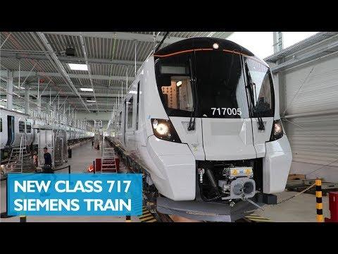 The New Siemens Class 717