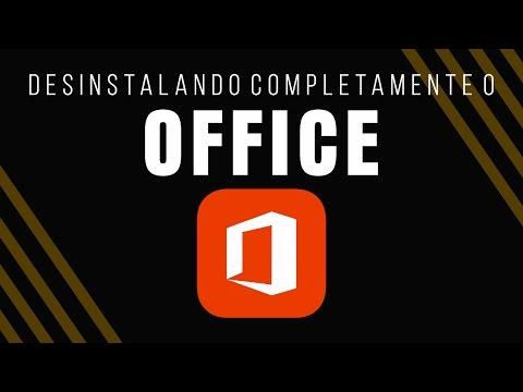 🔴 Desinstalando qualquer Office completamente - Atualizado