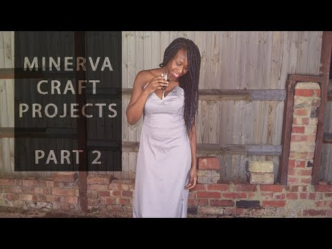 My Sewing Makes for Minerva Crafts - Part 2 • Elewa