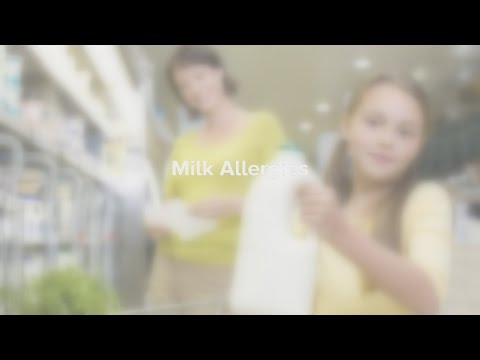 Milk Allergies | Cincinnati Children's