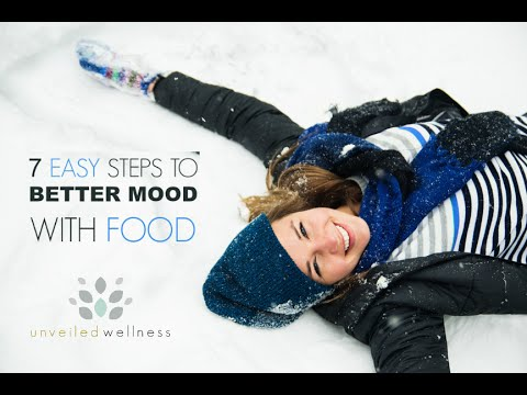 Beat the Winter Blues: 7 Easy Steps To A Better Mood With Food
