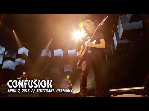 Metallica: Confusion (MetOnTour - Stuttgart, Germany - 2018)