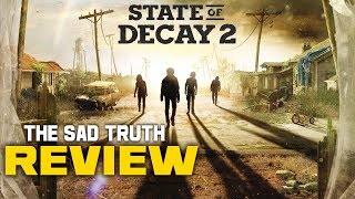 State Of Decay 2 Review (Xbox One X) The Sad Truth