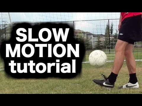 How to juggle a soccer ball ► How to juggle a football for a long time