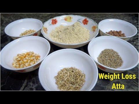 Home made multi grain ATTA || Weight Loss Atta || A must Try Atta recipe ||