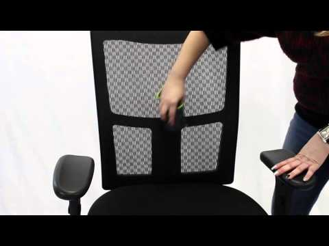 How to Clean a Mesh Office Chair