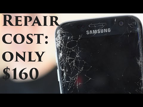 Why Cellphone Insurance is a Scam - Galaxy S7 Repair Story