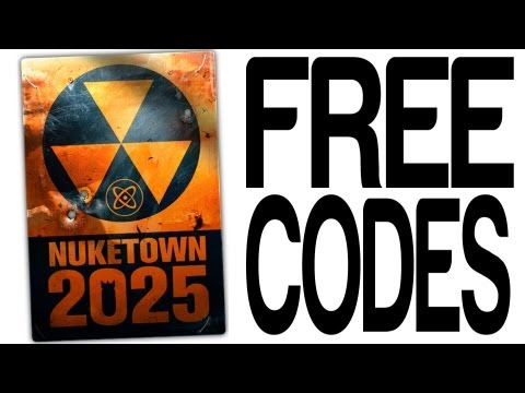 How to get Nuketown 2025 Codes Free (Easiest Way) NO DOWNLOADS