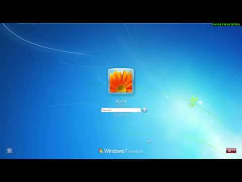 How to reset windows 7 password without a thirt party software