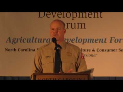 2017 Ag Development Forum: Travis Ruff