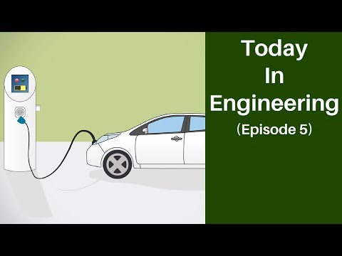 New Research on Tesla Semi Truck Energy Usage, Microrobots, and more - Today In Engineering 5