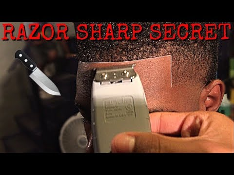 How to Get Your Trimmers to Hit Razor Sharp