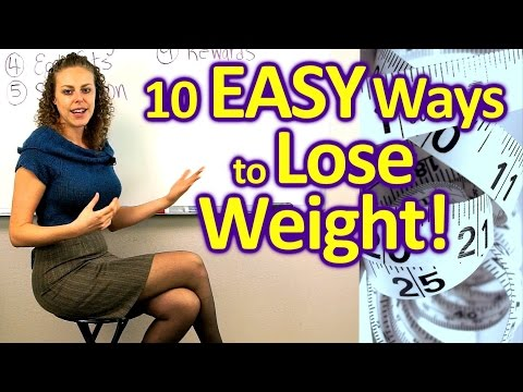 10 Ways to Lose Weight Fast | Lose Weight Fast Proven Method