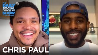 """Chris Paul - """"The Last Dance,"""" """"Blackballed"""" & The NBA's Future   The Daily Social Distancing Show"""