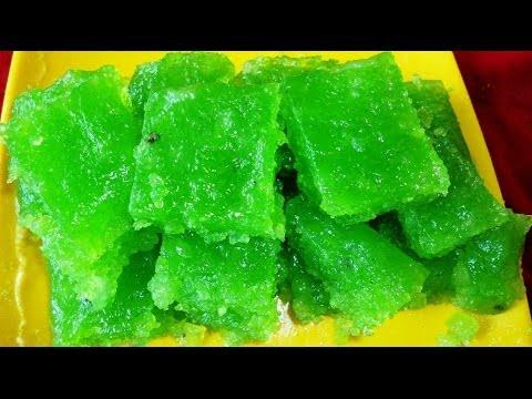 How to Cook Tasty Bombay Halwa ( బొంబాయి హల్వా):: by Attamma TV ::.