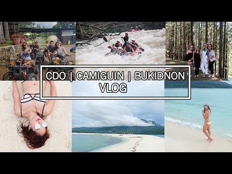 CDO CAMIGUIN BUKIDNON VLOG 2016 | VHAYADEE