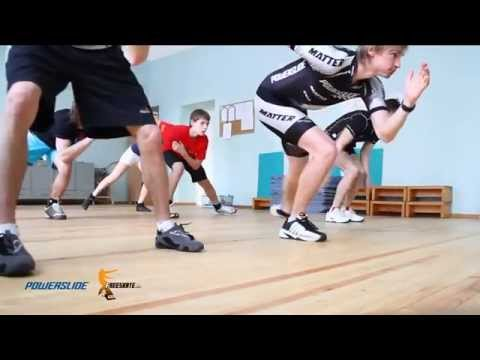 How to learn Speed Inline Skate