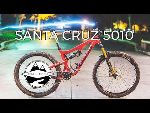My New 27.5 HUCK MACHINE! - 2018 Santa Cruz 5010 - Bike Check