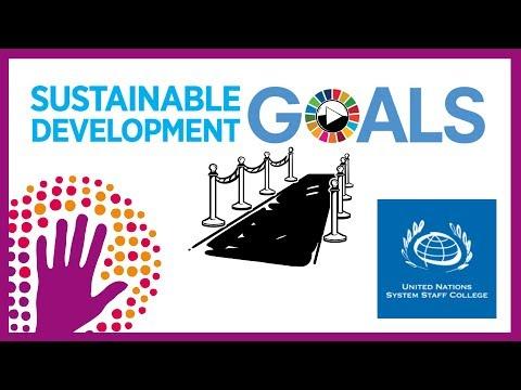 Sustainable Development Goals Explainer Video Contest