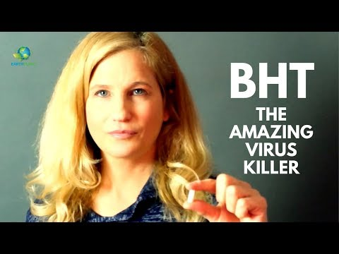 BHT - The Antiviral Supplement They Don't Want You To Know About - Flu, Herpes, Hepatitis, Shingles