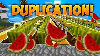 Starting with a MASSIVE farm!! | OriginMC Blue #1 (Minecraft Factions)