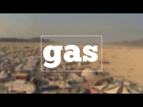 How to spell gas