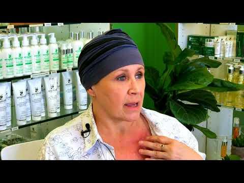 Prevent radiation burns during cancer treatment