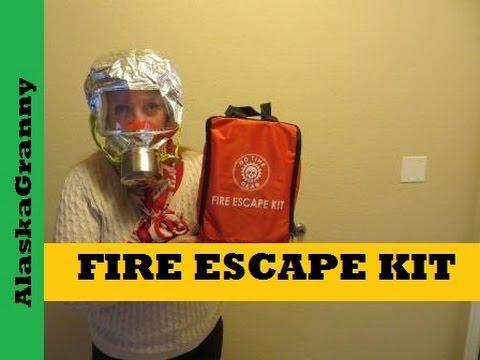 Fire Escape Kit- Go Time Gear