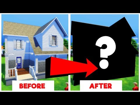 RENOVATING SUBSCRIBER'S HOMES With My Sister! [The Sims 4]