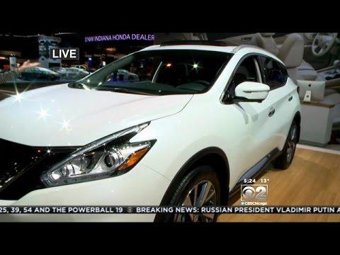 Chicago Auto Show Motors Into McCormick Place