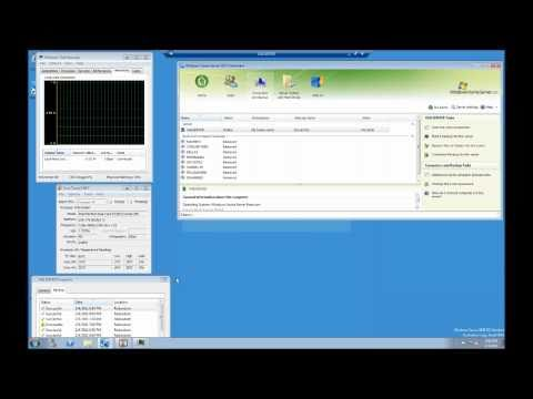 Windows Home Server 2011 - Backup Resource Demonstration