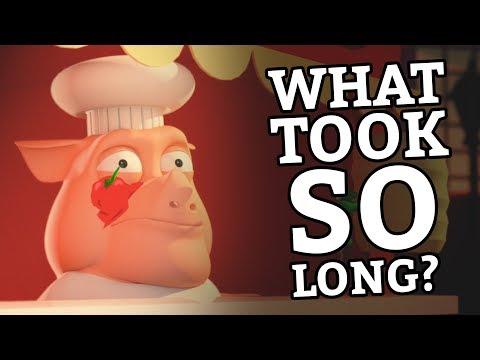 Why did Tasteful take SO LONG to make  | AskBloop #060