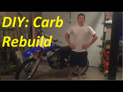 HOW TO: Rebuild The Carburetor In Your Motorcycle