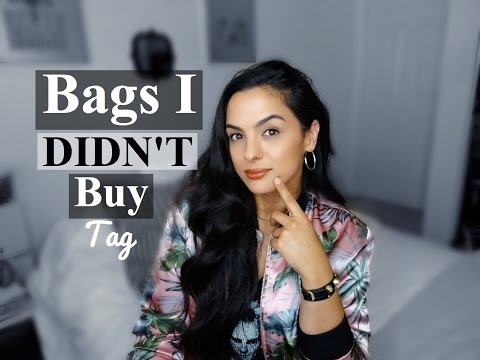 Handbags I Didnt Buy Tag |elle be |