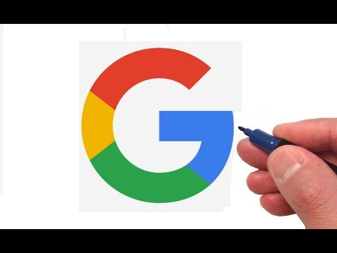 How to Draw the Google App Logo