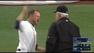 MLB Craziest Ejections