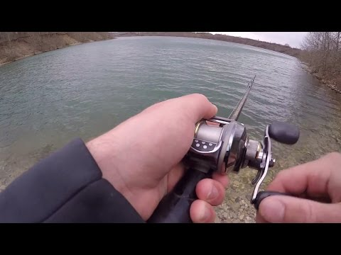 Bass Fishing Right Before A Massive Storm!!!