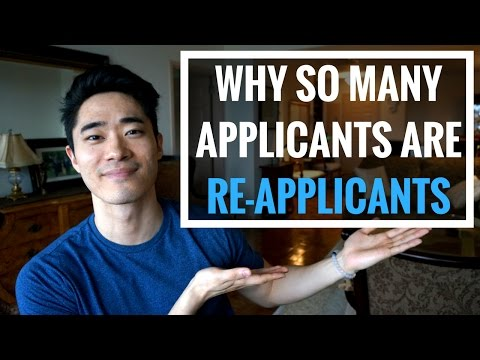 Pre-PA | Why I Think So Many Students are Re-Applicants