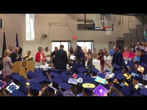 Ramses Amir Williams is a high school graduate!