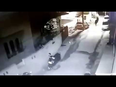Xxx Mp4 CCTV Grabs Show Woman Molested On Bengaluru Roads 3gp Sex