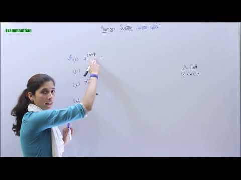 Number Systems Last Two Digits Of A Number - Tricks Shortcuts For Competitive Exam