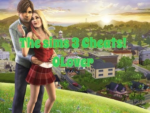 The Sims 3 Cheats-PS3