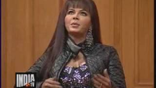 Rakhi Sawant, The Swayamvar Girl, in Aap Ki Adalat (Part 1) - India TV