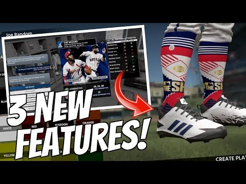 3 New Road to the Show Features in MLB The Show 18 (RTTS)